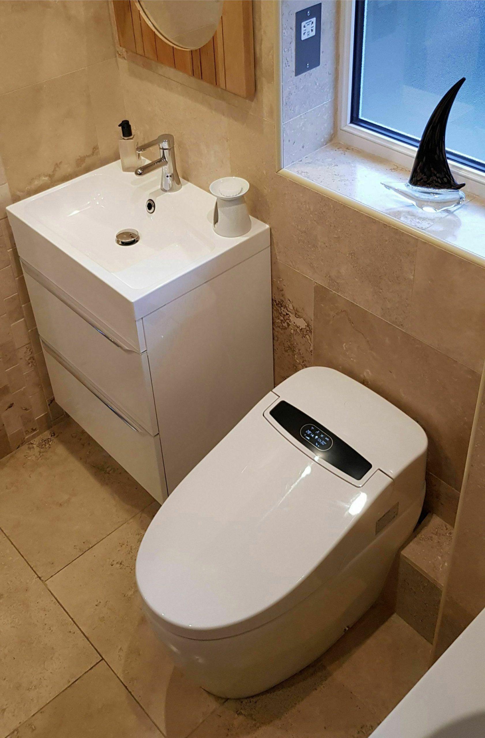 Inteligent Smart Bidet Toilet
