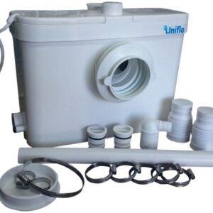 saniflo macerator pump for toilets